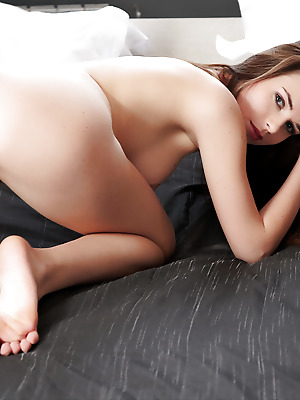 Errotica-Archives  Jasna  Beautiful, Erotic, Softcore, Natural, Pussy, Ass